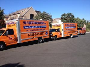 911 Restoration Dallas Emergency Vehicles
