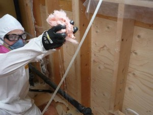 Flooded Insulation Restoration